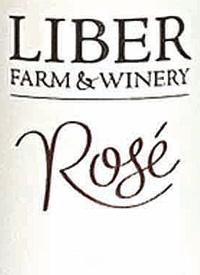 Liber Farm & Winery Rosétext