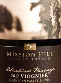 Mission Hill Terroir Collection No. 29 Bluebird Passage Viogniertext