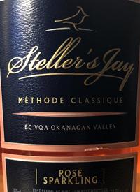 Steller's Jay Méthode Classique Rosé Sparklingtext