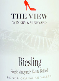 The View Rieslingtext