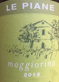 Le Piane Maggiorina Vino Rosso