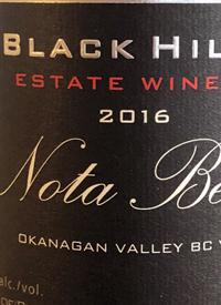 Black Hills Nota Bene