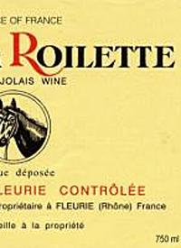 Clos de la Roilette Fleurietext