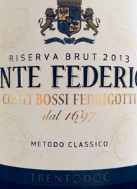 Masi Conti Bossi Fedrigotti Conte Federico Brut Reserva