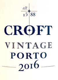 Croft Vintage Porttext