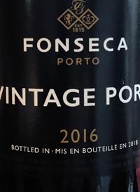 Fonseca Vintage Porttext