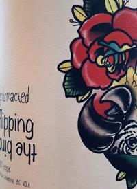 Jason Parkes Customs Gobsmacked Flipping the Bird Pinot Noir Rosétext