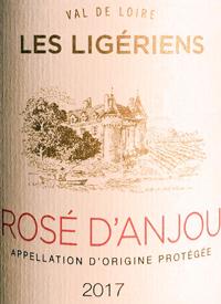 Les Ligeriens Rosé d`Anjoutext