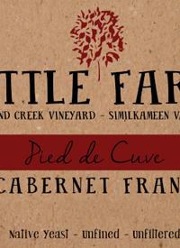 Little Farm Winery Pied de Cuve Cabernet Franctext