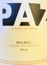 Paz de Finca Las Moras Malbectext