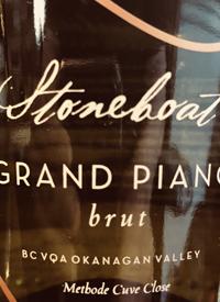 Stoneboat Grand Piano Brut