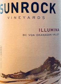 Sunrock Vineyards Illuminatext