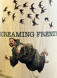 Screaming Frenzy Pinot Gristext