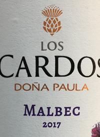 Doña Paula Los Cardos Malbec