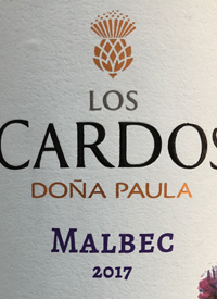 Los Cardos Doña Paula Malbectext