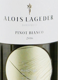 Alois Lageder Pinot Bianco