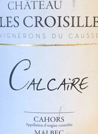 Château Les Croisille Calcairetext