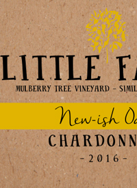 Little Farm New-ish Oak Chardonnay