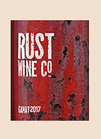 Rust Wine Co. Gamaytext