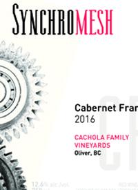 Synchromesh Cachola Family Vineyard Cabernet Franctext