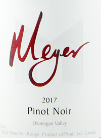 Meyer Pinot Noirtext
