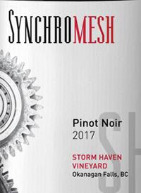 Synchromesh Storm Haven Vineyard Pinot Noir