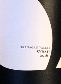 8th Generation Vineyard Syrahtext