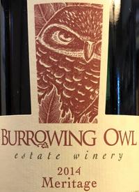 Burrowing Owl Meritage