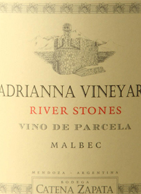 Catena Zapata Adrianna Vineyard River Stones Malbectext