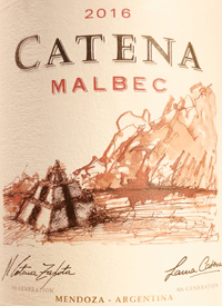 Catena Malbec High Mountain Vinestext
