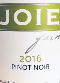 JoieFarm Pinot Noirtext