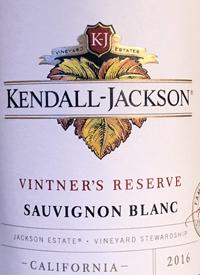 Kendall-Jackson Sauvignon Blanc Vintner's Reserve