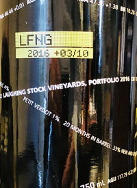 Laughing Stock Vineyards Portfolio +03/10text