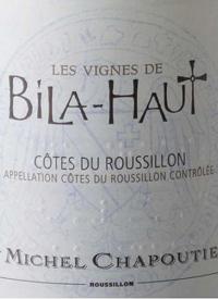 M. Chapoutier Les Vignes de Bila-Haut Blanctext