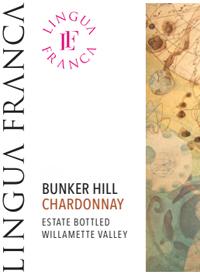 Lingua Franca Bunker Hill Estate Chardonnaytext