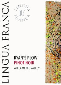 Lingua Franca Ryan's Plow Pinot Noirtext