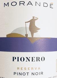 Morandé Pionero Pinot Noir Reservatext