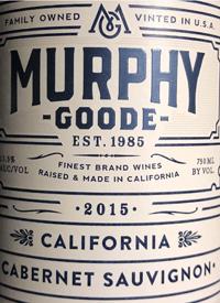Murphy-Goode Cabernet Sauvignontext