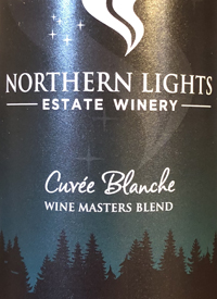 Northern Lights Estate Cuvée Blanche Wine Master's Blend