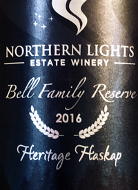Northern Lights Estate Bell Family Reserve Heritage Haskap