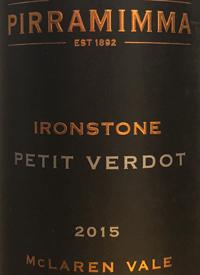 Pirramimma Ironstone Petit Verdottext