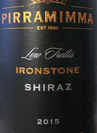 Pirramimma Low Trellis Ironstone Shiraztext