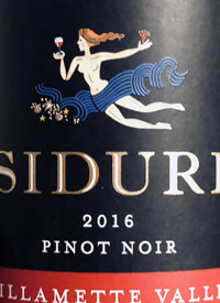 Siduri Pinot Noir Willamette Valleytext
