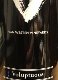 Van Westen Vineyards Voluptuoustext