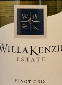 Willakenzie Estate Pinot Gristext