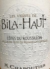 M. Chapoutier Domaine de Bila-Haut Blanc