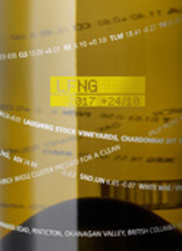 Laughing Stock Vineyards Chardonnay +24/10text