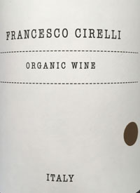 Francesco Cirelli Vino Rosatotext