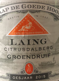 Cape of Good Hope Laing Semillontext