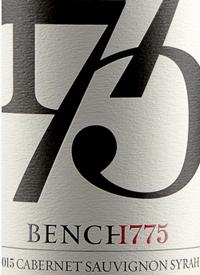 Bench 1775 Cabernet Sauvignon Syrah